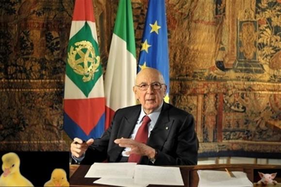 pres Napolitano