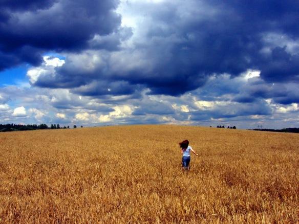 Wheat-Field-Woman